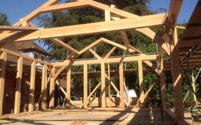 Set Up a Cider Press in Your Oak Framed Garden Building
