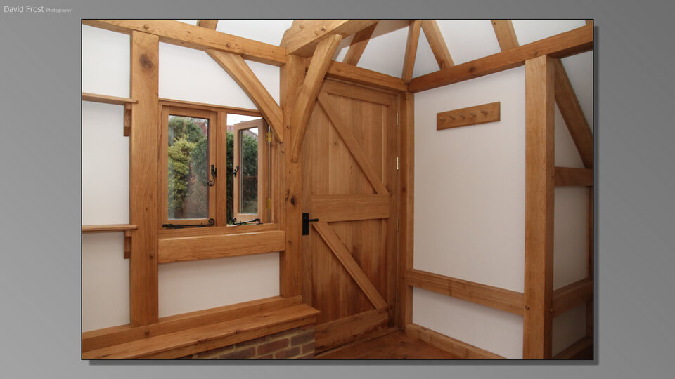 Oak Artists Studio in Hertfordshire 1