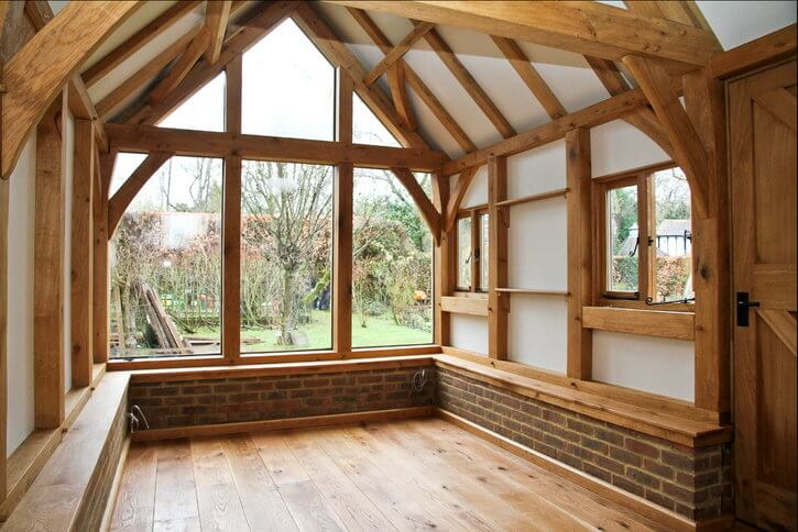 Oak Artists Studio in Hertfordshire 2