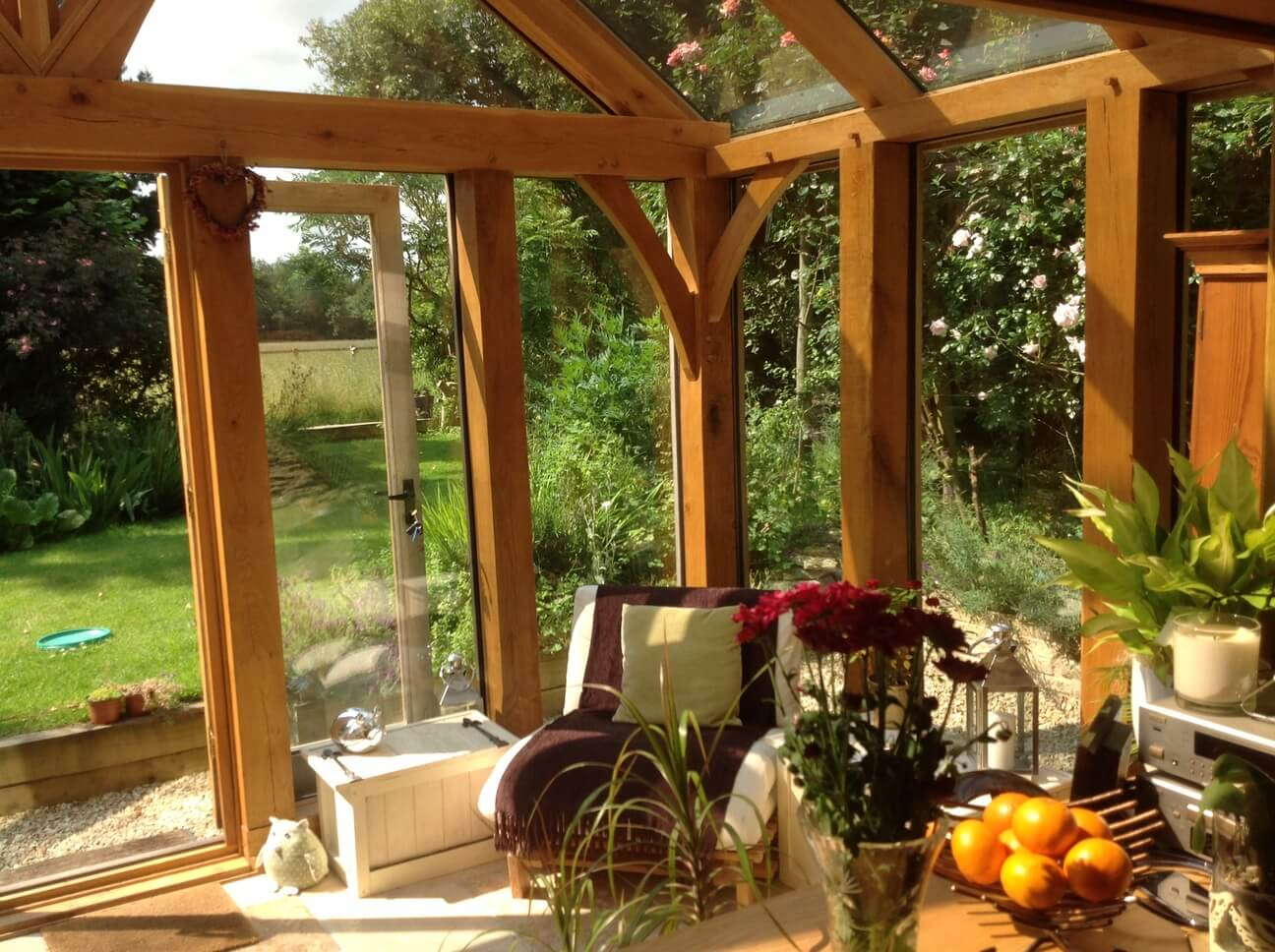 Oak Conservatory in Oxfordshire 3