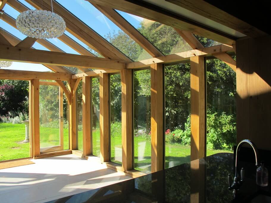 Oak Conservatory in the Cotswolds 4