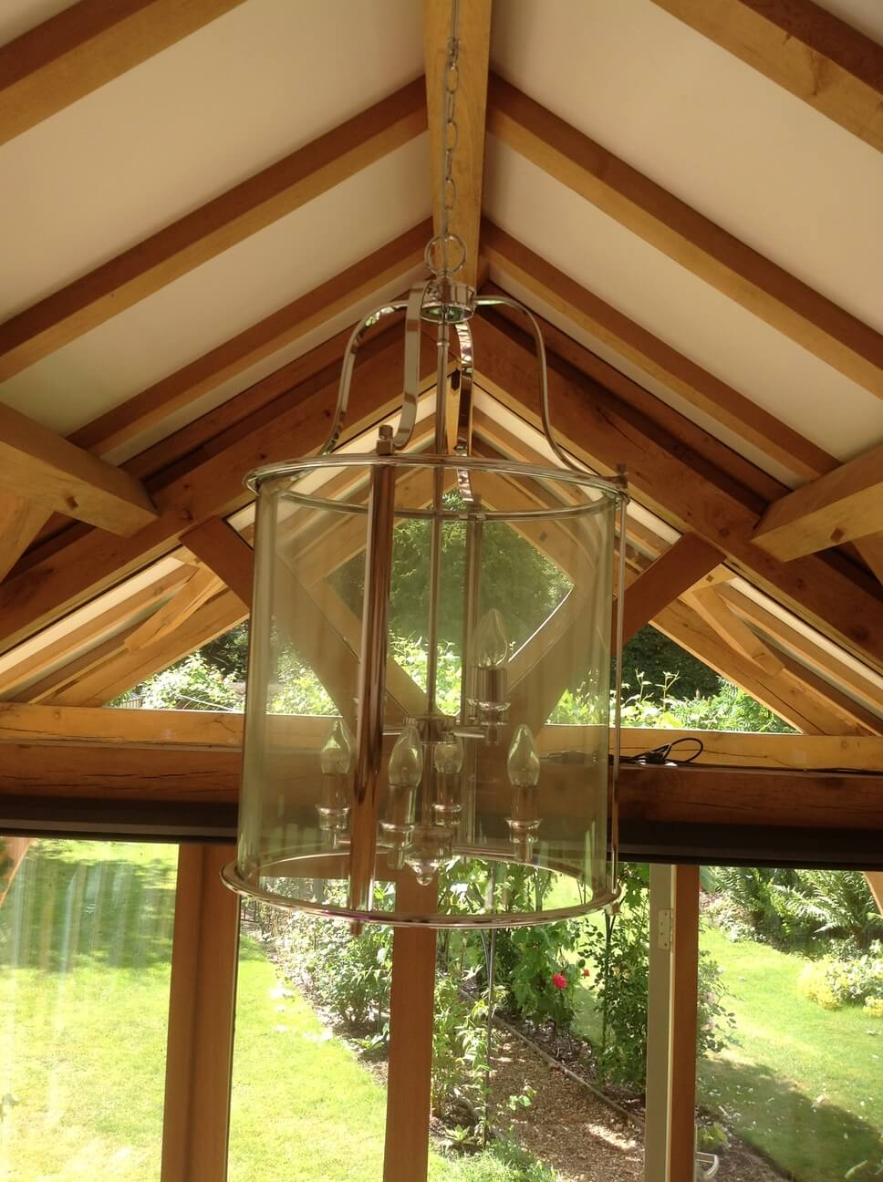 Oak Garden Room in Oxfordshire 1