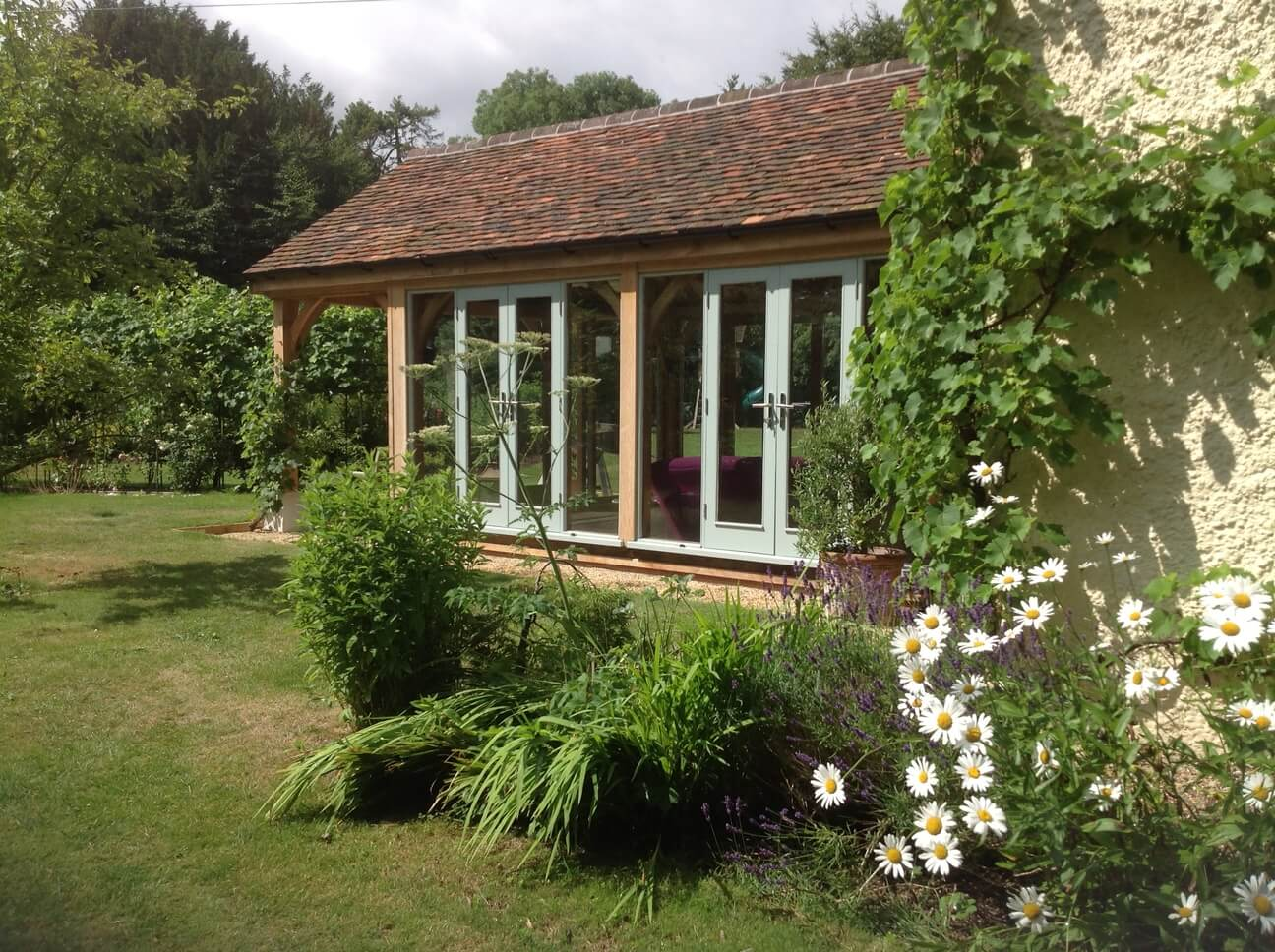 Oak Garden Room in Oxfordshire 2