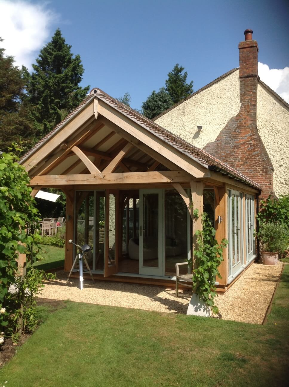 Oak Garden Room in Oxfordshire 3