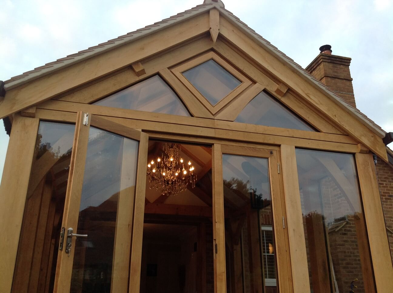 Oak Garden Room in Surrey 3