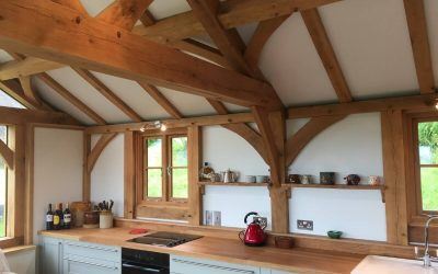 Ideas for the Perfect New Oak Framed Kitchen