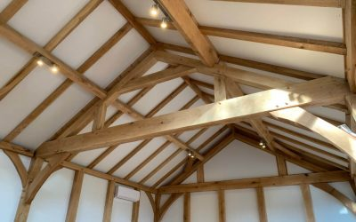 How an Oak Framed Building Could Help With Business Branding