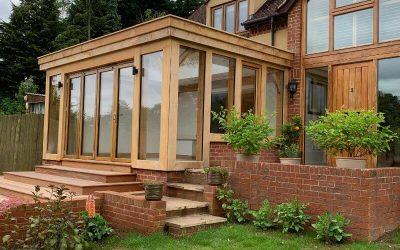 Planting Around Your Oak Garden Building For Summer Garden Parties