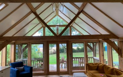 How an Oak-Framed Annex Could Bring the Benefits of Multi-Generational Living