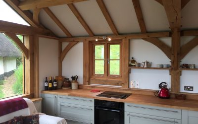 How (and Why) To Create an Oak Framed Kitchen Pantry Extension to Enhance Your Home